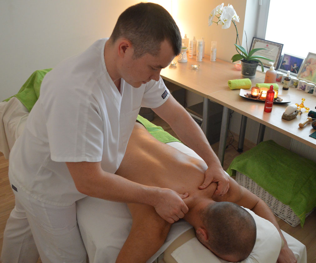 Other types of massage and services